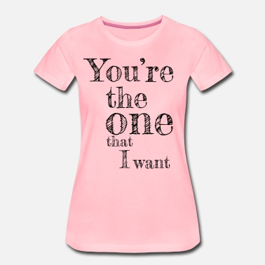 Valentine's Day Matching Couples Love Song - Premium-T-shirt dam