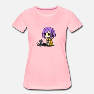 Caddy Kiddy Caddy - T-shirt Premium Femme