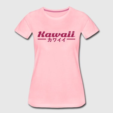 Kawaii - Frauen Premium T-Shirt