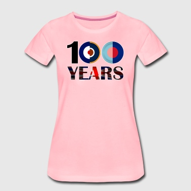 Royal Air Force 100YEARSRAF / 1803 - Vrouwen Premium T-shirt