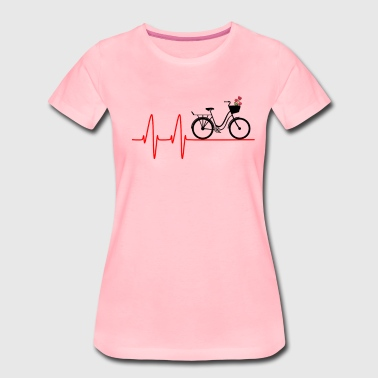 I love my Dutch bike shirt - Women's Premium T-Shirt