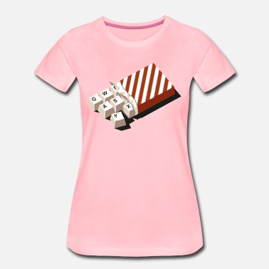 Funny Collection chockeys v2 - Women's Premium T-Shirt