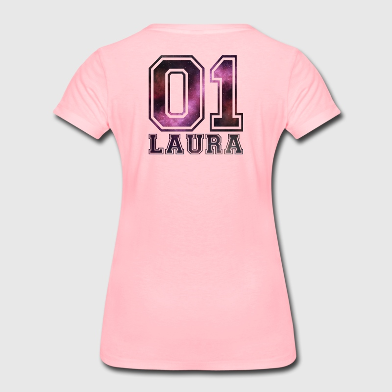 Laura Name - Frauen Premium T-Shirt
