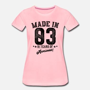 16de Verjaardag T Shirts Online Bestellen Spreadshirt