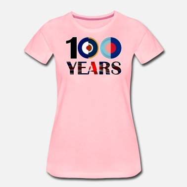 Royal Air Force 100YEARSRAF / 1803 - Dame premium T-shirt