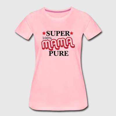 The shirt for mothers, mother - Women's Premium T-Shirt