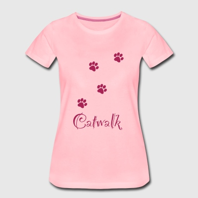 catwalk - Women's Premium T-Shirt
