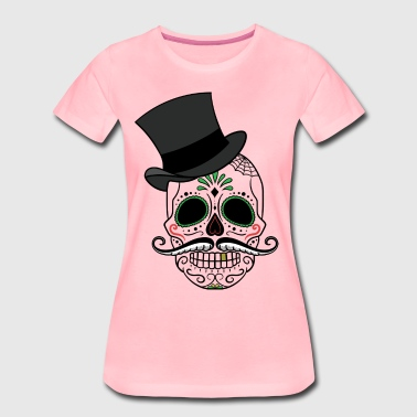 day of the dead - T-shirt Premium Femme