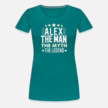 Alex Funny Alex - Women's Premium T-Shirt