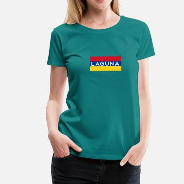Colombian Laguna Colombia Colombian Cities Shirt - Women's Premium T-Shirt