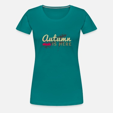 Bandaid Autumn T-Shirt & Gift Idea - Women's Premium T-Shirt