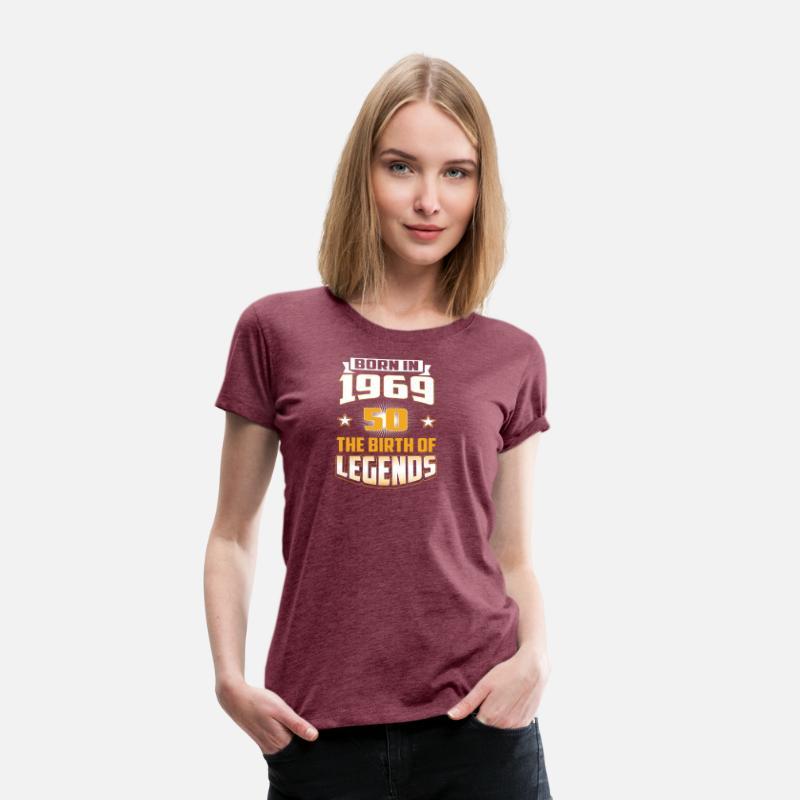 Mar 1967 the birth of legends T skjorte | Teezily
