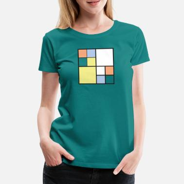 Composition composition - Women's Premium T-Shirt