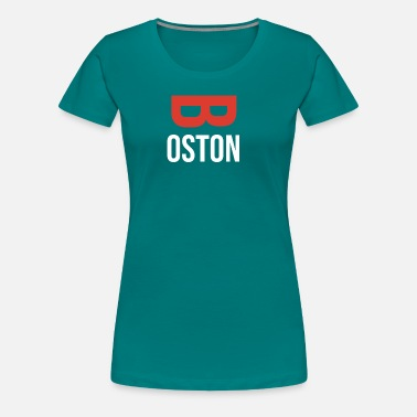 Boston Marathon Boston USA Boston America Boston - Women's Premium T-Shirt