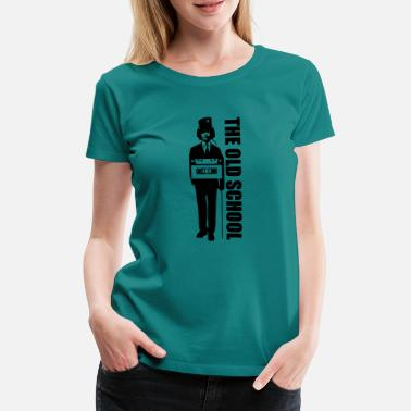 Hiphop Old School old-school - T-shirt premium Femme