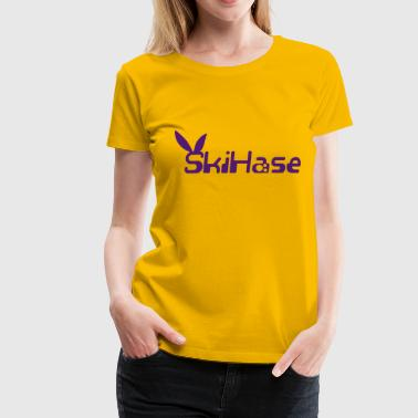 Skihase Hoodies & Sweatshirts - Women's Premium T-Shirt