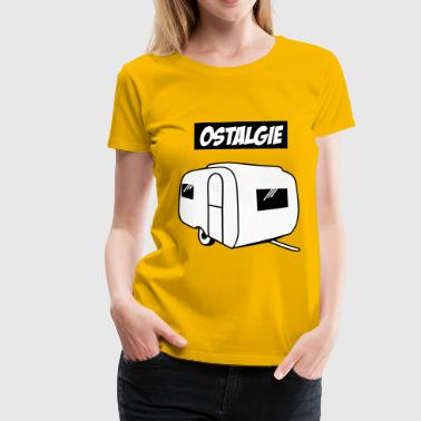 Ostalgie QEK Junior - Women's Premium T-Shirt