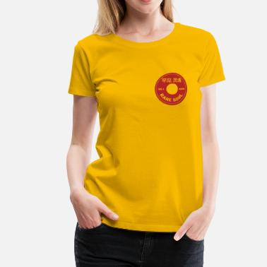 Motown Rare Soul Records - Women's Premium T-Shirt
