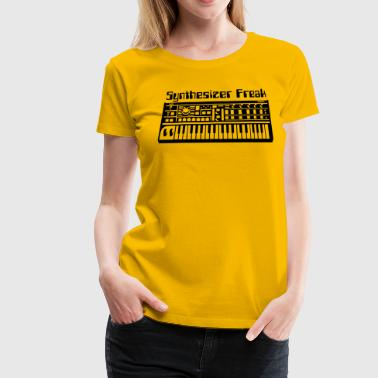 Synthesizer Freak - Vrouwen Premium T-shirt