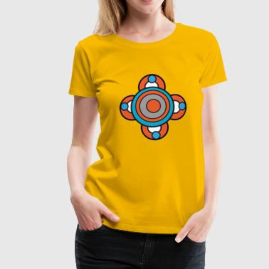 flower power - Women's Premium T-Shirt