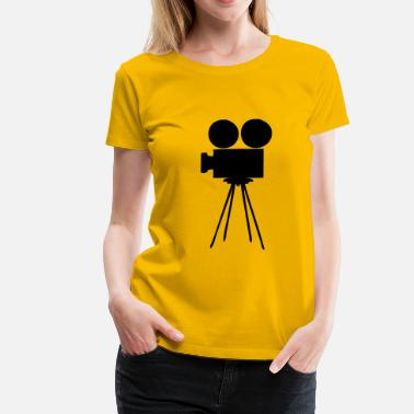 Digicam Kamera - Frauen Premium T-Shirt