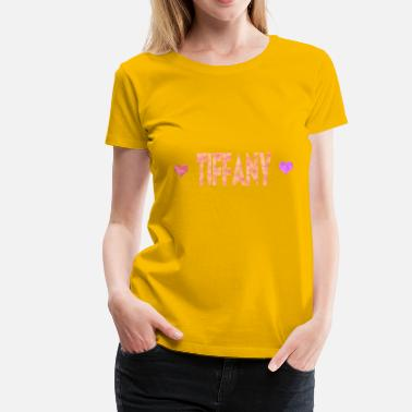 Tiffany Tiffany - Women's Premium T-Shirt