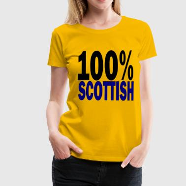 scottish - Women's Premium T-Shirt
