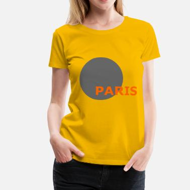 Paris Chinois Ville de Paris - T-shirt Premium Femme