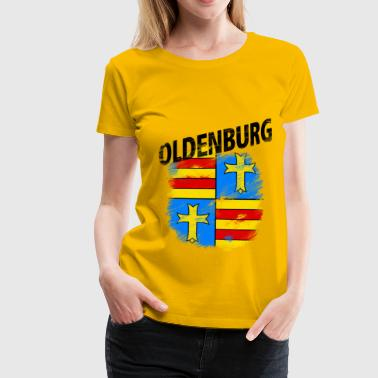 Oldenburg - Frauen Premium T-Shirt