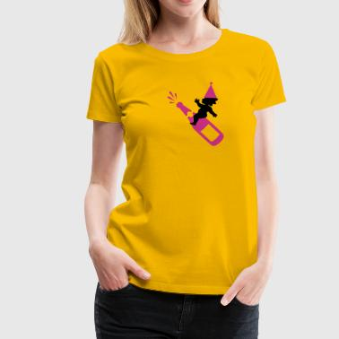 Cupido Party - Frauen Premium T-Shirt
