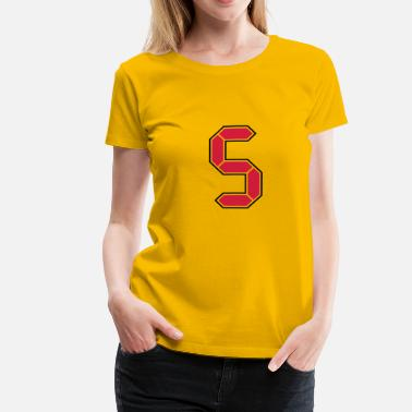Smith Number 5 - Vrouwen Premium T-shirt