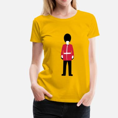 Queens Guard Queen's Guard - Women's Premium T-Shirt