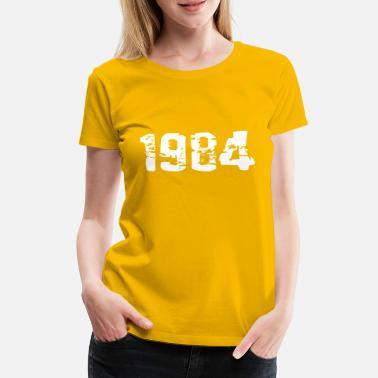 Año Del Nacimiento año de nacimiento - Camiseta premium mujer 04a681f45d3a4
