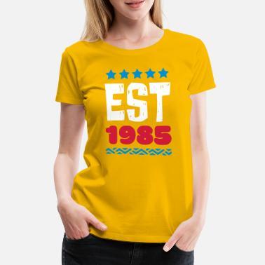 Camisetas Línea Spreadshirt 1985 En Pedir qp7wUCf7