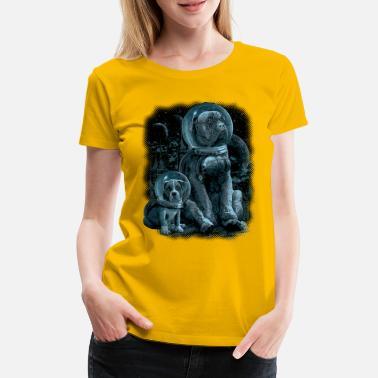 Cool WE MISS HOME - Women's Premium T-Shirt