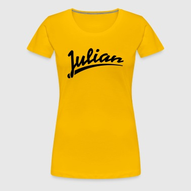 Julian - Frauen Premium T-Shirt