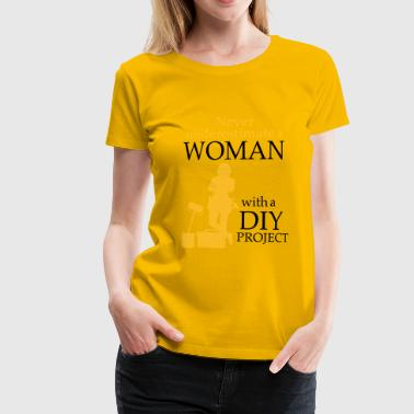 2541614 128189769 DIY - Frauen Premium T-Shirt