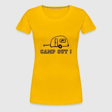 trailer - Women's Premium T-Shirt