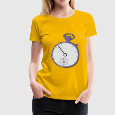 Chrono - Women's Premium T-Shirt