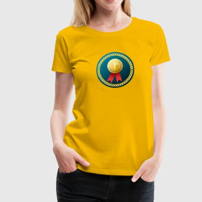 winner - Women's Premium T-Shirt
