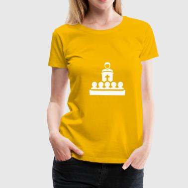 Christianity Collection - Women's Premium T-Shirt