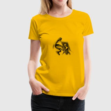 Stamp - Women's Premium T-Shirt