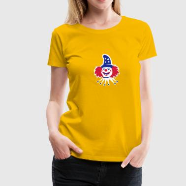 Clown - Women's Premium T-Shirt