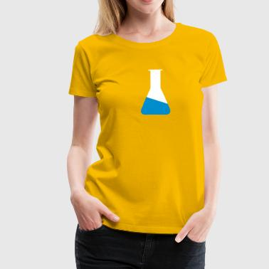 Breaking Bottle - T-shirt Premium Femme