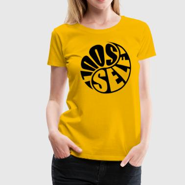 Yin and Yang - Women's Premium T-Shirt