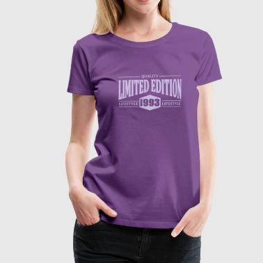Limited Edition 1993 - Women's Premium T-Shirt