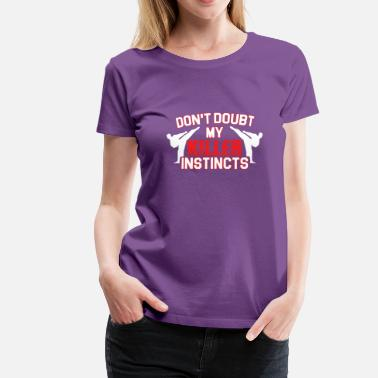 Instinct Killer Instinct - Women's Premium T-Shirt