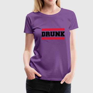 Drunk Design - Women's Premium T-Shirt