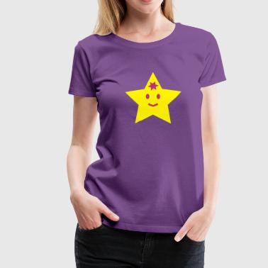 star - Women's Premium T-Shirt