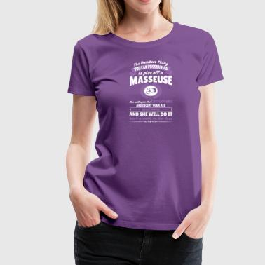 Massages / massage - Women's Premium T-Shirt